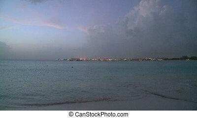 Evening on a Barbados beach (4 of 6)