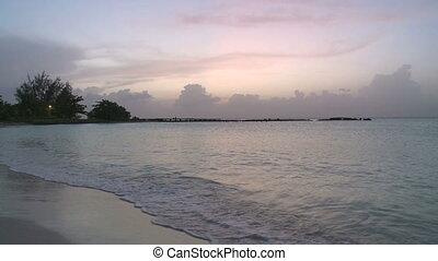 Evening on a Barbados beach (5 of 6)