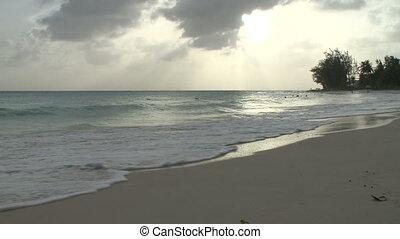 Evening on a Barbados beach (6 of 6)