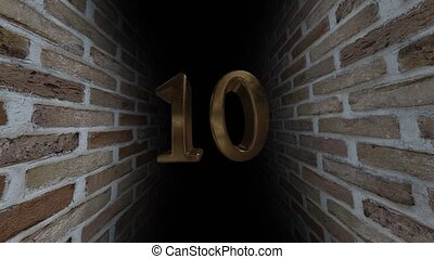 event., 10, account., nombre, compte rebours, turn., nombres...