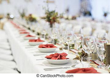 Event decoration - Beautiful wedding event decoration for...