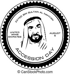 United Arab Emirates Accession Day - Event on August 6, a...