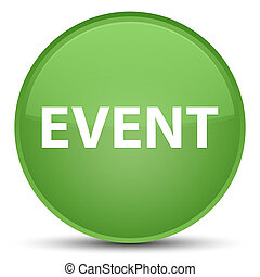 Event special soft green round button