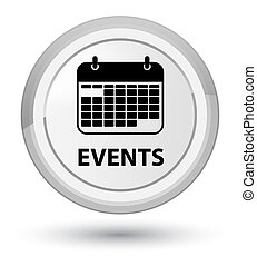Events (calendar icon) prime white round button
