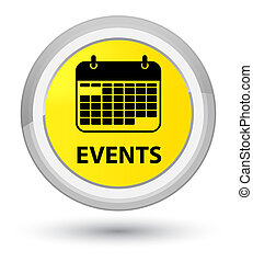 Events (calendar icon) prime yellow round button