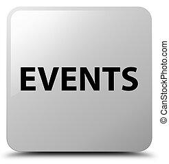 Events white square button