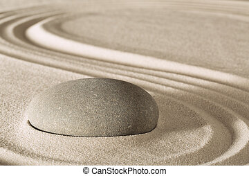 evenwicht, zen, harmonie