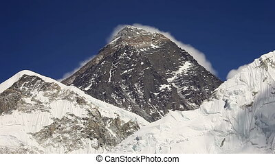 Everest, Nuptse and Lhotse