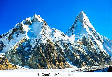 Everest Region of the Himalayas, Nepal - Everest Region of...