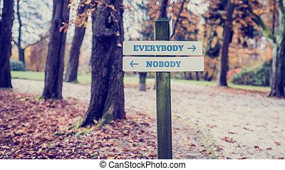 everybody, pro, pikýrování, naproti, ukazovat, nikdo, šípi,...