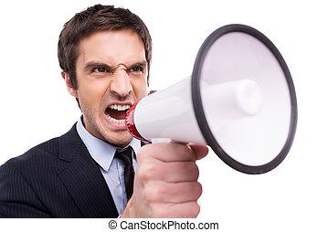 everybody, stálý, me!, poslouchat, rozhněvaný, mládě,...
