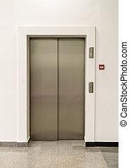 Everyday Common Lift Door Entrance