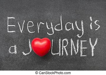 everyday is journey