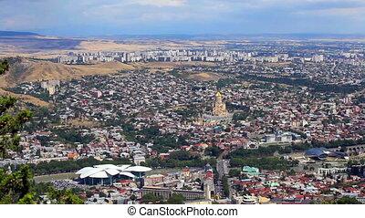 everyday life of batumi city, batum, georgia