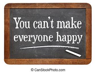 everyone, faire, boîte, pas, vous, heureux
