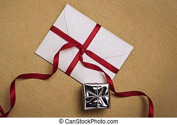evnelope, 贈り物