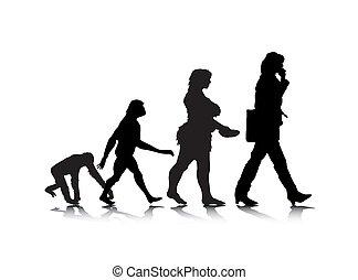 evolutie, menselijk, 7