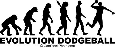 Evolution dodgeball