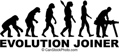 Evolution Joiner with silhouettes