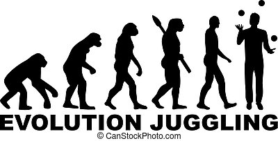 Evolution Juggling