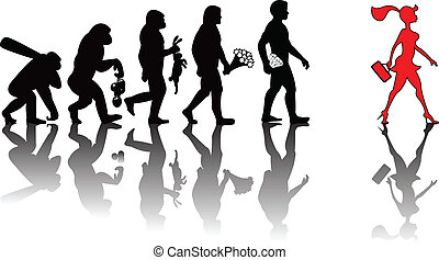 evolution of dating