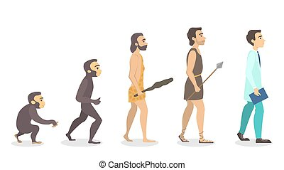 Evolution of doctor.
