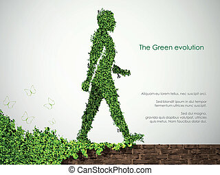 evolution of the concept of greening