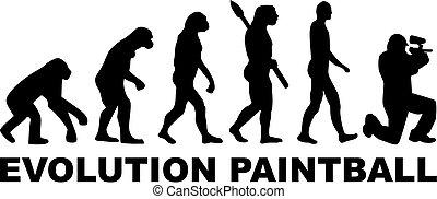 Evolution Paintball