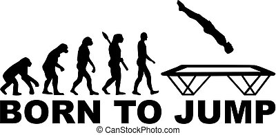 Evolution Trampoline - born to jump