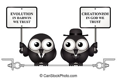 Evolution verses Creationism - Scientific Evolution theory...