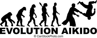 evoluzione, aikido