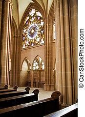 evropský, katolík, církev