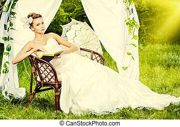 evropský, svatba