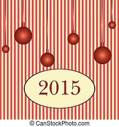 ?ew year 2015  background (vector)