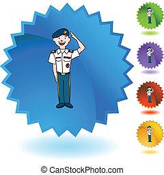exército, uniforme