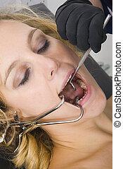 exame dental