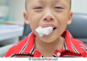 examen dentaire