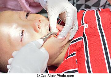 examen dental