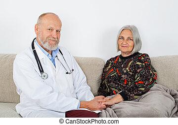 examinando, paciente, femininas