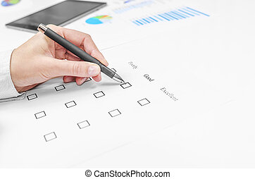 Examination list