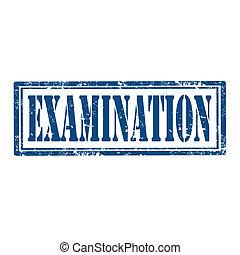 examination-stamp