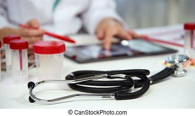 examine, rayon x, docteur
