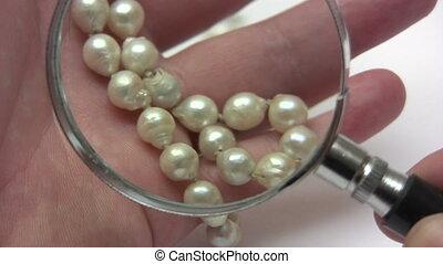 Examining Pearls
