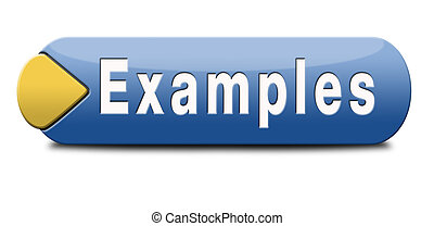 examples - Example lead by examples