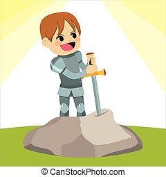 Excalibur Knight