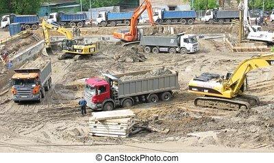 excavators - Excavators