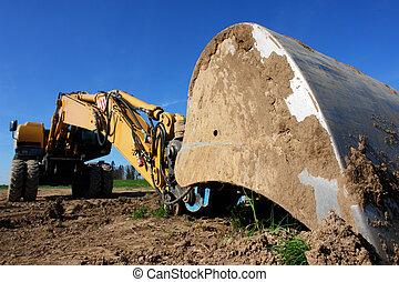 excavatorshovel