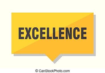excelência, aprece etiqueta