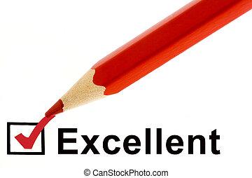 Excellent Check 2 - Excellent Check