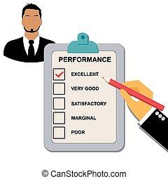 excellent performance